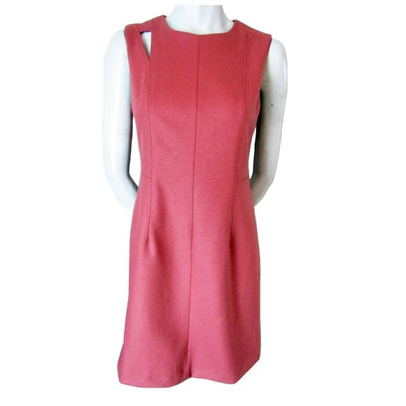 Judith & Charles Pink Dress 6 (Has been hemmed)